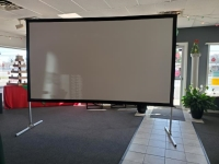 Where to rent OUTDOOR SCREEN ONLY 12  H X 16  W in Kokomo IN