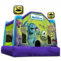 Where to rent MONSTERS INC MOONWALK W  SLIDE in Kokomo IN