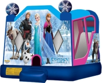 Where to rent FROZEN MOONWALK W  SLIDE in Kokomo IN
