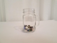Where to rent DRINKING JAR 16 OZ in Kokomo IN