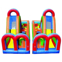Where to rent TURBO RUSH OBSTACLE COMBO SLIDE in Kokomo IN