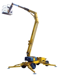 Where to rent AERIAL LIFT, DRIVEABLE - 61  WORK HEIGHT in Kokomo IN