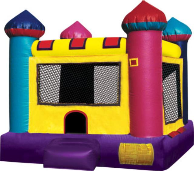 Where to find NEW KIDDIE CASTLE MOONWALK in Kokomo