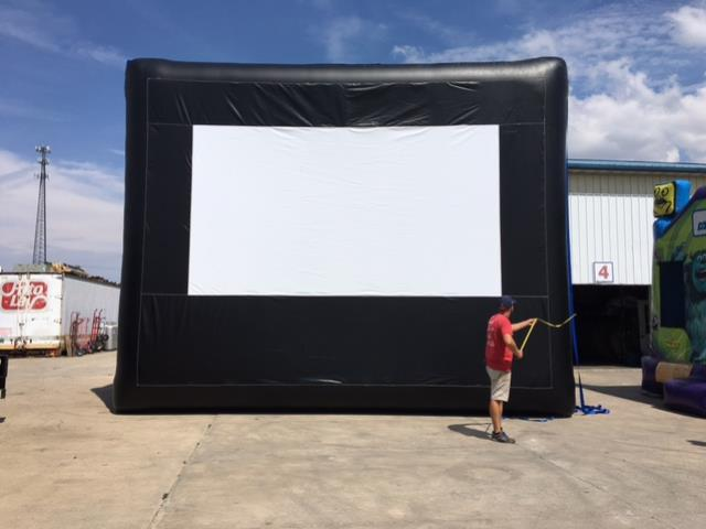 Where to find INFLATABLE MOVIE SCREEN in Kokomo