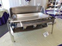 Where to rent CHAFING DISH 8QT ROLL TOP in Kokomo IN