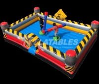 Where to rent HIGH VOLTAGE 2 MAN JOUST in Kokomo IN