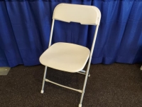 Where to rent CHAIR, WHITE  ALUM. FRAME SAMSONITE in Kokomo IN