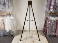 Where to rent EASEL, 5  GOLD BLACK in Kokomo IN