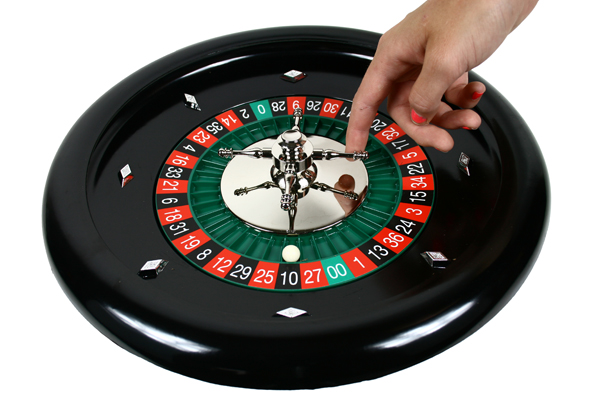 Where to find ROULETTE WHEEL in Kokomo