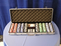 Where to rent CASE OF POKER CHIPS in Kokomo IN
