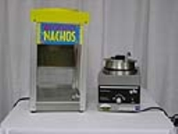 Where to rent NACHO CHEESE CHIP WARMER, 110V in Kokomo IN
