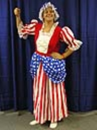 Where to rent LADY LIBERTY COSTUME in Kokomo IN