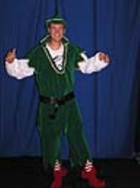Where to rent ELF COSTUME-GREEN MALE in Kokomo IN