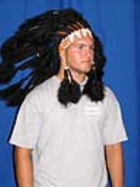 Where to rent INDIAN WARBONNET-BLACK FEATHERS in Kokomo IN