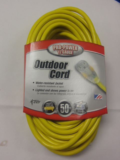 how to find a break in an extension cord