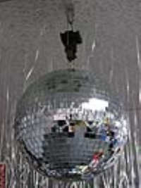 Where to rent MIRROR BALL,16 ,MOTOR   1 PIN LIGHT in Kokomo IN