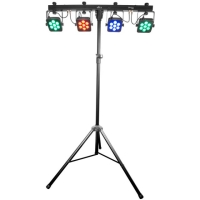 Where to rent LED 4 LIGHT STAND, SOUND ACCUATED in Kokomo IN