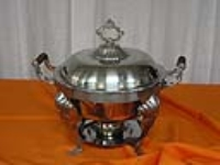 Where to rent CHAFING DISH, 6qt ROUND, STERNO EXTRA in Kokomo IN