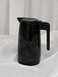 Where to rent THERMAL COFFEE PITCHER, BLACK in Kokomo IN