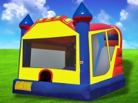 Where to rent CROOKED CASTLE MOONWALK W  SLIDE in Kokomo IN