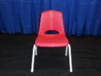 Where to rent CHAIR, KIDS PLASTIC NON-FOLDING in Kokomo IN