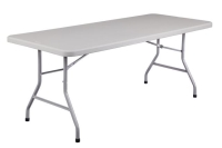 Where to rent TABLE, 6  KIDS PLASTIC GRAY in Kokomo IN