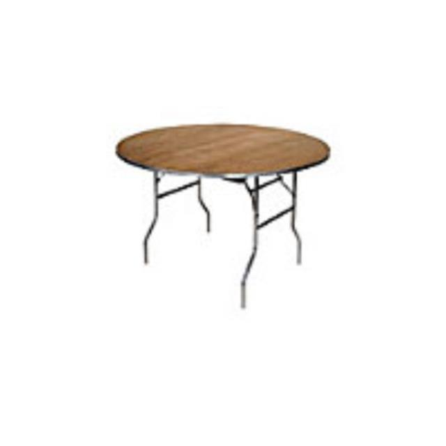 Where to find TABLE, 36 X30H  ROUND, 4 LEGS in Kokomo