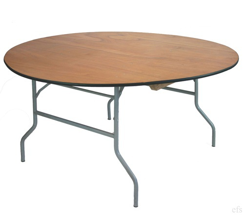 Where to find TABLE, 60  ROUND  SEATS 6-8 in Kokomo