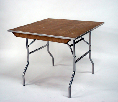 Where to find CARD TABLE, 30 X30  WOOD TOP in Kokomo
