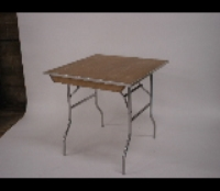 Where to rent CARD TABLE, 30 X30  WOOD TOP in Kokomo IN
