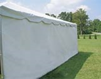 Where to rent TENT SIDES SOLID-20  WHITE in Kokomo IN