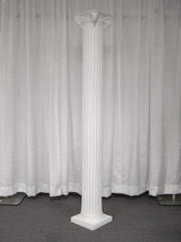 Where to rent GRECIAN COLUMN, 6  OFF-WHITE in Kokomo IN