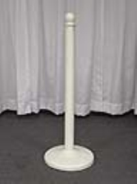 Where to rent STANCHION, WHITE in Kokomo IN