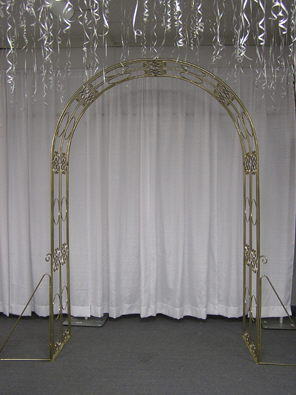 Where to find ARCH, CATHEDRAL BRASS TRELLIS in Kokomo