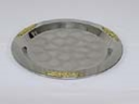 Where to rent TRAY, SILVER W GOLD TRIM, 15 in Kokomo IN
