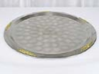 Where to rent TRAY, SILVER W GOLD TRIM, 25 in Kokomo IN