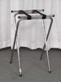 Where to rent WAITER TRAY STAND, CHROME in Kokomo IN