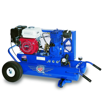 Where to find AIR COMPRESSOR-10CFM, WHEELBARREL, GAS in Kokomo