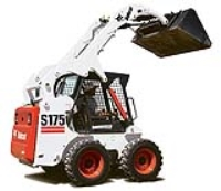 Where to rent SKID LOADER W BUCKET in Kokomo IN
