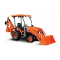 Where to rent BACKHOE MID SIZE - KUBOTA B26 in Kokomo IN