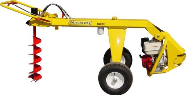 Where to find POST HOLE AUGER, 1-MAN HYDRAULIC W 1-BIT in Kokomo