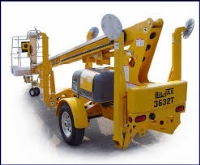 Where to rent AERIAL LIFT, TOWABLE - 40  WORK HEIGHT in Kokomo IN