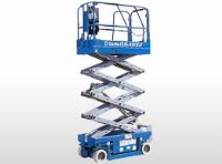 Where to rent SCISSOR LIFT - 19  PLATFORM HEIGHT in Kokomo IN
