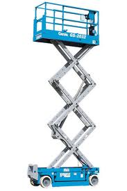 Where to find SCISSOR LIFT - 26 PLATFORM HEIGHT X 32 W in Kokomo
