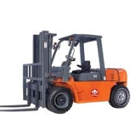 Where to rent FORKLIFT - 5000LB CAP. - HARD SURFACE in Kokomo IN