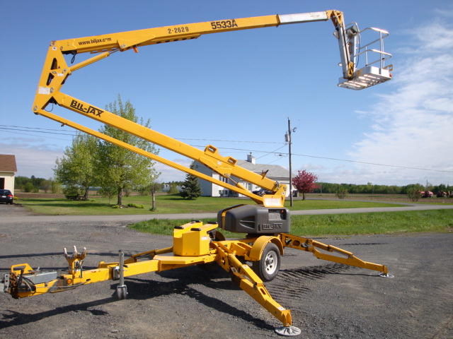 Where to find AERIAL LIFT, TOWABLE - 61  WORK HEIGHT in Kokomo