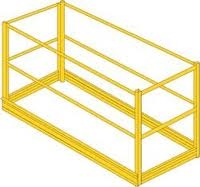 Where to rent MAINTENANCE SCAF-SAFETY RAILING COMPLETE in Kokomo IN