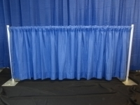 Where to rent 3FT PIPE-N-DRAPE KIT in Kokomo IN