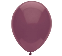 Where to rent .BALLOON,  5  BURGUNDY 100CT. in Kokomo IN