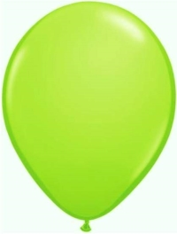 Where to rent .BALLOON,  11  LIME GREEN 100CT. in Kokomo IN